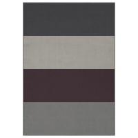 Carpet City Factory Shop Dark Brown Beige Black and Grey Rug 160x230 Photo