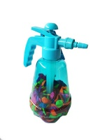 Umlozi Water Balloon Pump and 500 Mini Water balloons - Assorted Colours Photo