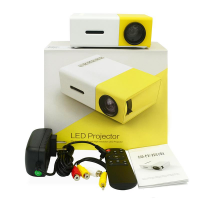 Mini LED HD Projector Support Portable Office Home Cinema Photo