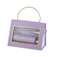 La tweez La - Tweez - Pro Illuminating Tweezers - Violet Ombre & Carry Case Photo