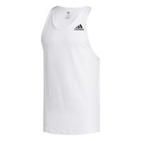 adidas Men's City Base Tank - White Photo