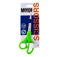 Meeco Executive Neon Scissors - 170mm - Green Photo