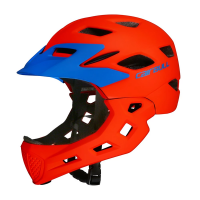 Cairbull Runtrack Youth Full Face Cycling Helmet Photo