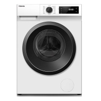 Toshiba 7kg Front Load Washing Machine - 1200rpm - White Photo