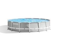 Intex Prism Frame Premium Pool Set 427mx107m Photo