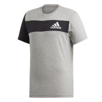 adidas - Men's Brnd Sport ID Tee - Grey Photo
