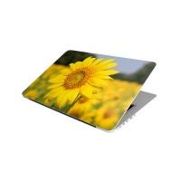 Laptop Skin/Sticker - Yellow Photo