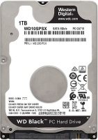 "Western Digital WD Black Mobile 1TB 2.5"" SATA 6Gb/s 7200 RPM Class Internal Hard Drive Photo"
