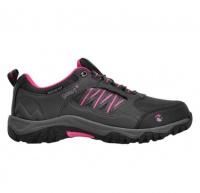 Gelert Juniors Horizon Low Waterproof Shoes - Charc/Pink [Parallel Import] Photo