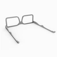 Dmart ™ MacBook Glass Design Foldable Notebook Desk Stand Holder Photo