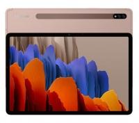 "Samsung Galaxy Tab S7 11"" LTE & WiFi Tablet - Mystic Bronze Photo"