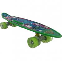 Skateboard Cruiser Photo
