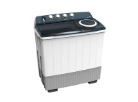 Hisense -14Kg Twin Tub Washing Machine -White Photo