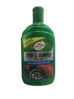 Turtle Wax Tyre & Bumper Gel - 500ml Photo