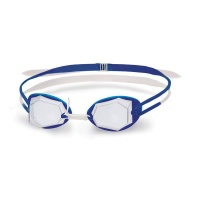 Head Diamond Goggle - White Photo