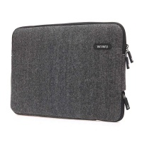 "WiWU 15.6 "" Woolen Sleeve for Macbook Dell Lenovo Photo"