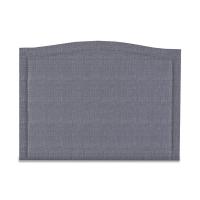 George Mason George & Mason - Trixie Navy Fully Upholstered Headboard Photo