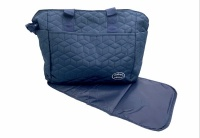 Mothers Choice Baby Diaper Bag - Navy Photo