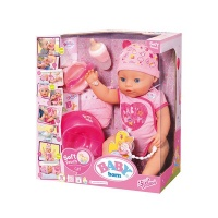 Baby Born Bb So Soft Touch Girl - Bundle Photo