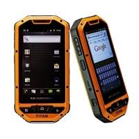 Titan Rugged 4GB Single - Black & Yellow Cellphone Photo
