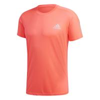 adidas - Men's Own The Run Tee - Orange Photo