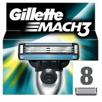 Gillette Mach3 Razor Blades - 8's Photo