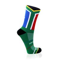 Versus SA Flag Performance Active Socks Photo