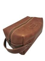 Kurgan Kenani Leather Kurgan Kenani Genuine Leather Toiletry bag Welgelegen Vintage Tan Photo