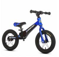 "Champion Sport Mountain Bike 12"" Kids Balance Bike - Blue Photo"