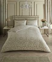 AK Antoinette Natural Luxury Duvet Set Photo