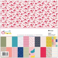 Rosies Studio Field Notes 12x12 Paper Pack Photo