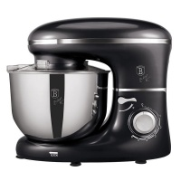 Berlinger Haus 1300W Heavy Duty Kitchen Machine - Carbon Pro Photo