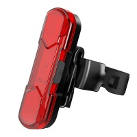 ROCK Cycling LED Tail Light Bicycle Rear Safety Flashlight Photo