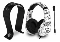ABP Stealth Conqueror Gaming Headset & Stand Bundle Photo