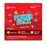Power - Choose your data package from R29 a month. No contracts. Cellphone Cellphone Photo