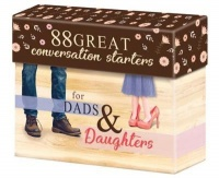 Dads & Daughters Conversation Starters Photo