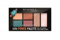 RIMMEL Magnifeyes Mini Power Palette 004 Pioneer Photo