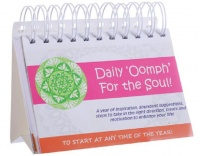 Daily Inspiration & Motivational Calendar - Daily OOMPH for the Soul Photo
