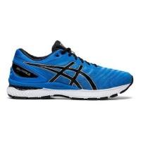 ASICS Men Nimbus 22 Road Running Shoes Directoire Blue Photo