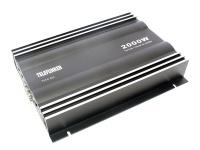 Telefunken 2000W 4 Channel Car Amplifier- TFCA-400 Photo