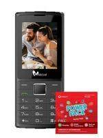 Mobicel K6 Feature - Black Power Cellphone Cellphone Photo
