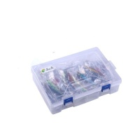 43 Piece Fishing Lure Set Kit Including Storage Container Photo