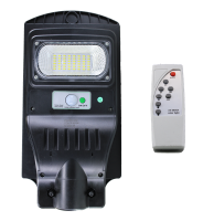 30Watt SMD LED Solar Street Light - IP65 Waterproof Motion Detector &Remote Photo