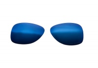 Oakley Dispatch 2 Navy Blue Generic Replacement Lenses Photo