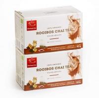 Khoisan Tea 100% Organic Rooibos Chai 2 x 40g packs Photo