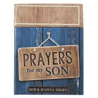 Boxed Cards Prayers for My Son Photo
