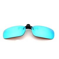 Colour Blind Corrective Glasses - Clip-Ons Photo