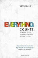 Everything Counts Revised Edition: A Year's Worth of Devotions for Radical Living Photo