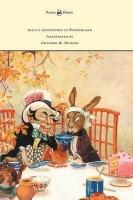 Alice's Adventures in Wonderland - Illustrated by Gwynedd M. Hudson Photo