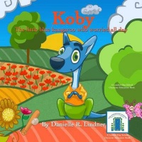 Koby The Little Blue Kangaroo Who Worried All Day Photo